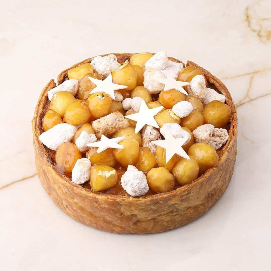 Traditional Apple Pie by Ourse desserts