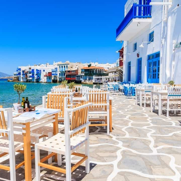 10+1 most photographed places in Greece 6