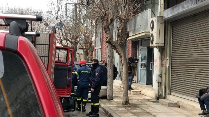 3 migrants die after fire engulfs abandoned building in Thessaloniki