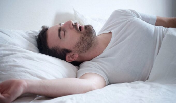 1 in 2 men in Greece diagnosed with sleep apnea