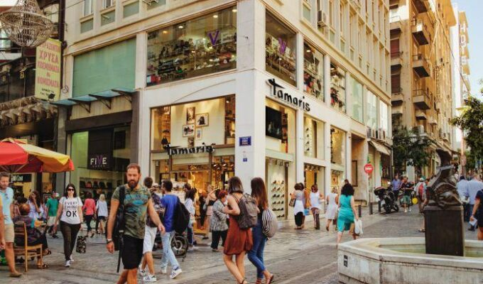Shopping hours in Athens to extend from Thursday 12