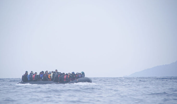 NGO files suit against Greece at EU Court for 'Massive Pushback Operation'