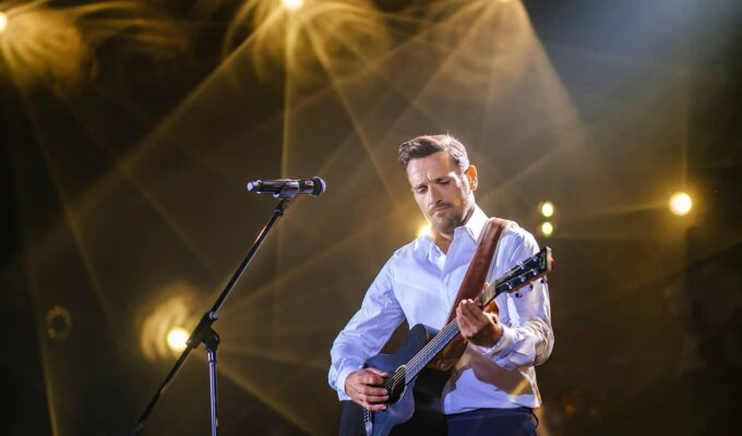Nikos Vertis will return to the stage in Israel