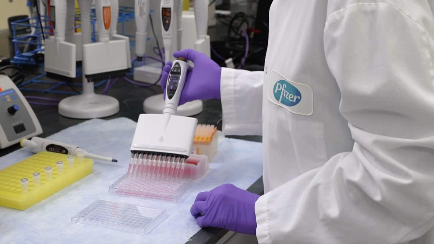 """A third dose of Covid-19 is """"probably"""" needed, says Pfizer's CEO"""