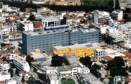 Patient with COVID-19 commits suicide at Volos hospital 1