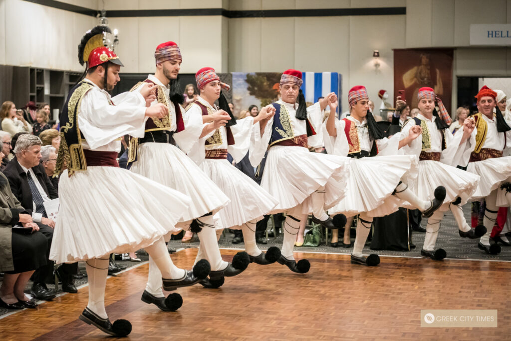 Hellenic Lyceum of Sydney presents a unique exhibition of Greek costumes
