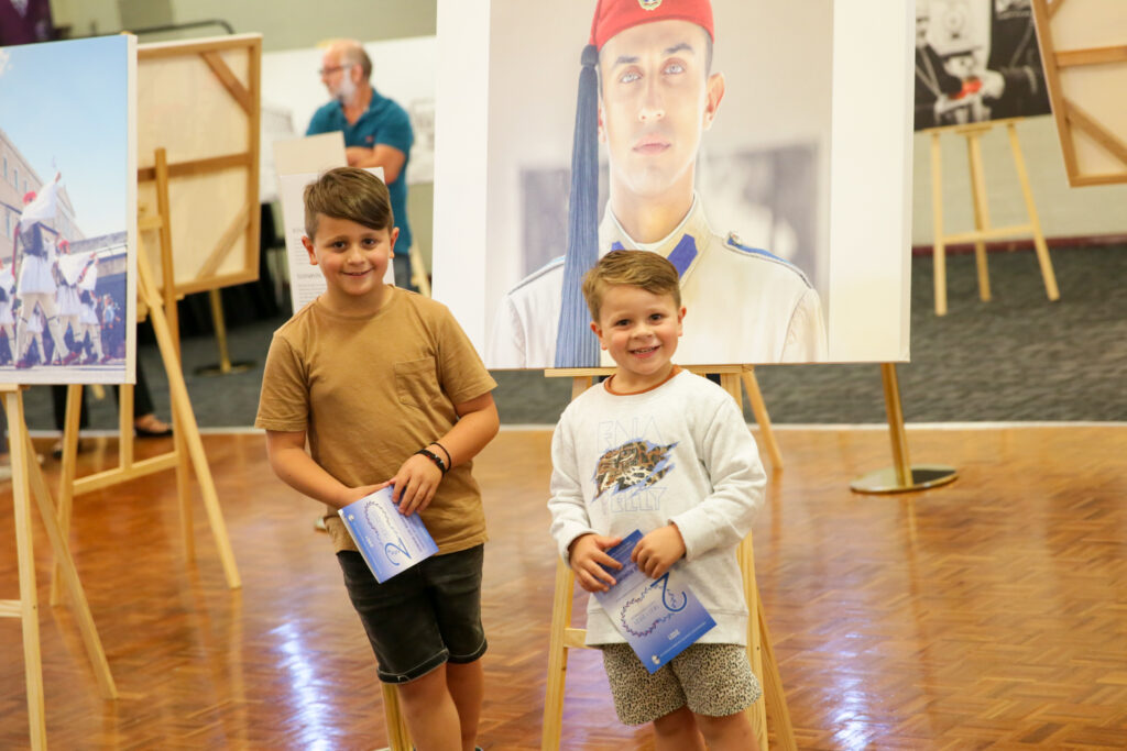 Adelaide to host stunning exhibition of Greek Presidential Guards