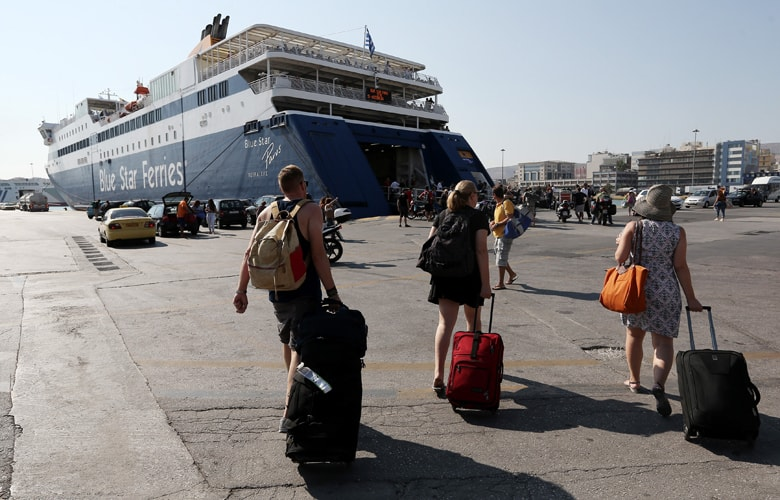 Greece releases protocols for ferry travel