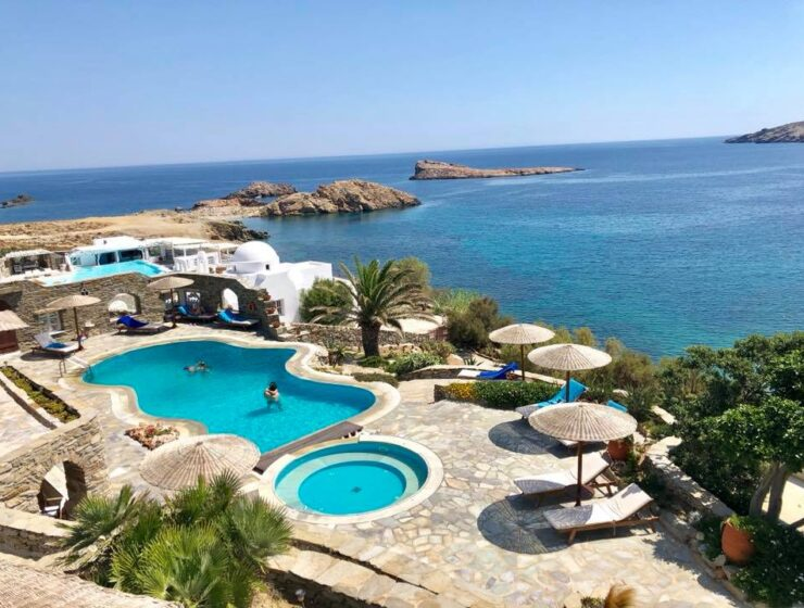Grecotel Group acquires 5 hotel resorts in Mykonos and Corfu