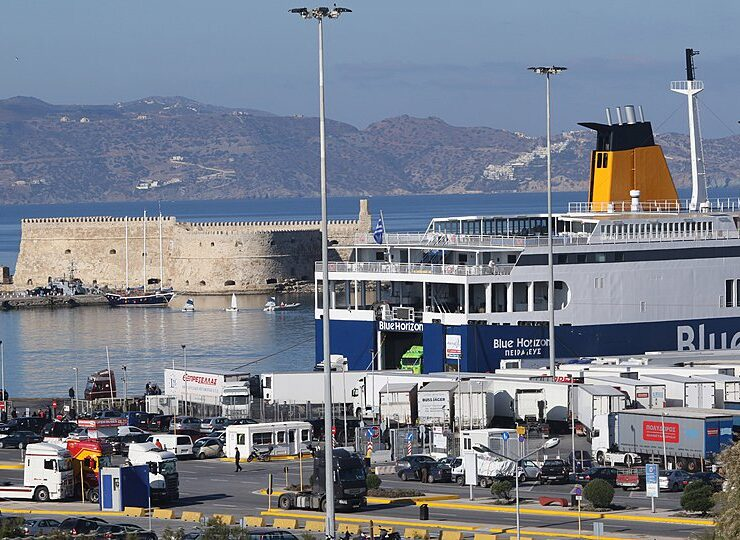 Greece launches tender to sell Heraklion port