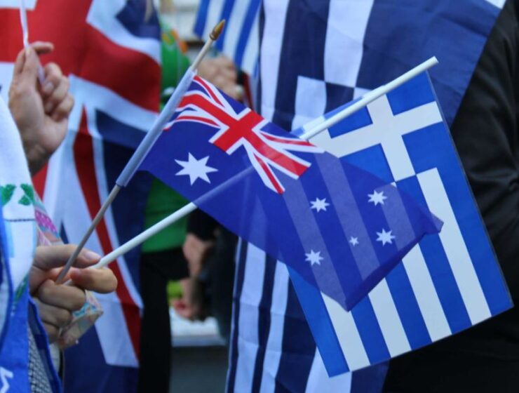 Australian Bureau of Statistics releases 'Top Greek Suburbs'