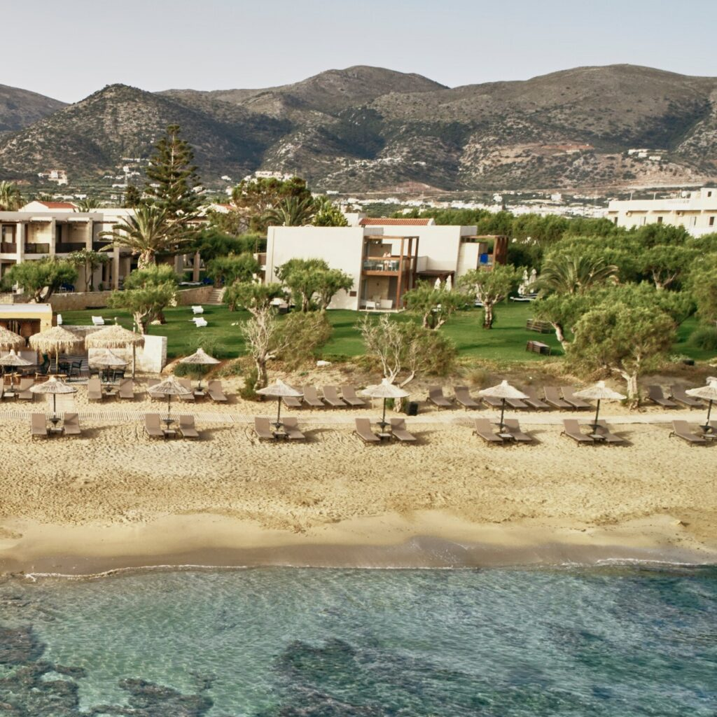 The Telegraph releases Greece's hottest hotel openings of 2021