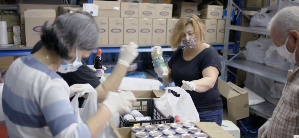 The Hellenic Initiative announces $50,000 grant to fight hunger in Athens