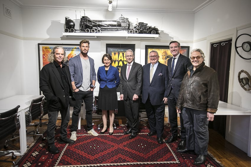 Greek Australians continue Mad Max franchise in Australia 2