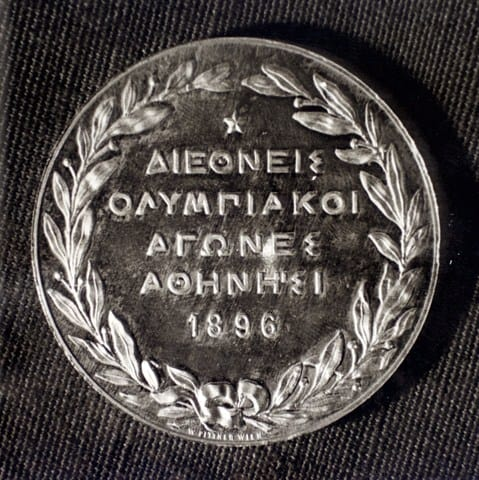 On this day in 1896, the first Modern Olympic Games begins in Athens