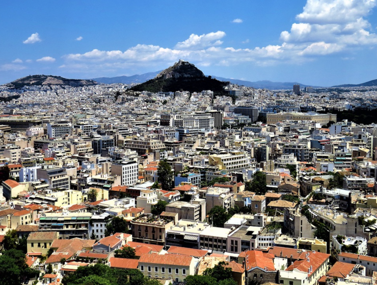 Athens predicted to return to pre-pandemic GDP levels in 2022