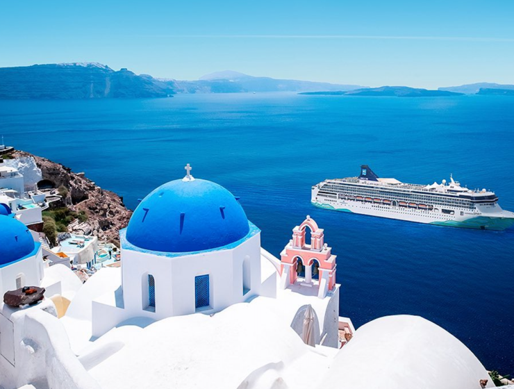 Norwegian Cruise Line to start sailing around the Greek islands in July