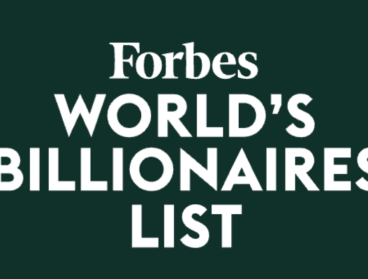 Forbes' richest people in the world and the Greek presence