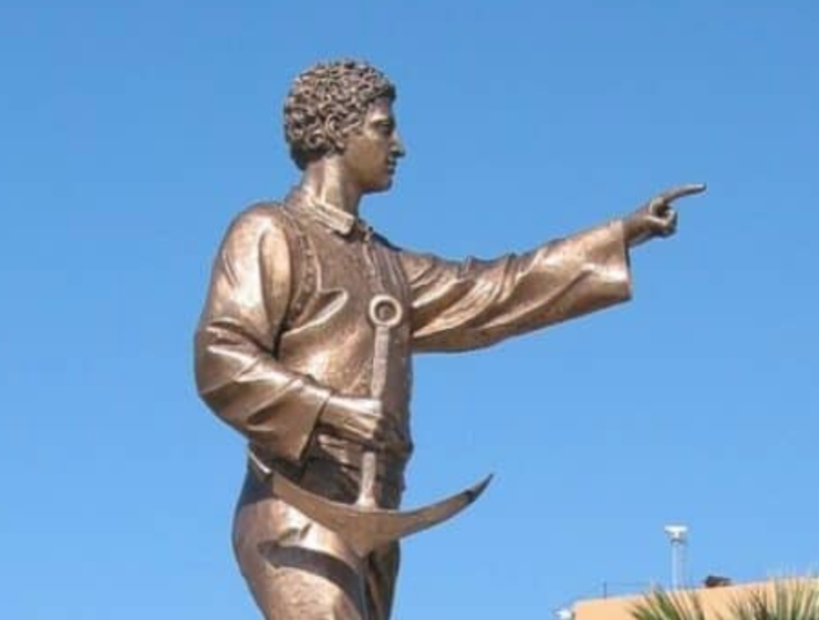 On this day in 1528, Theodoros Griego was the first Greek to set foot in the USA