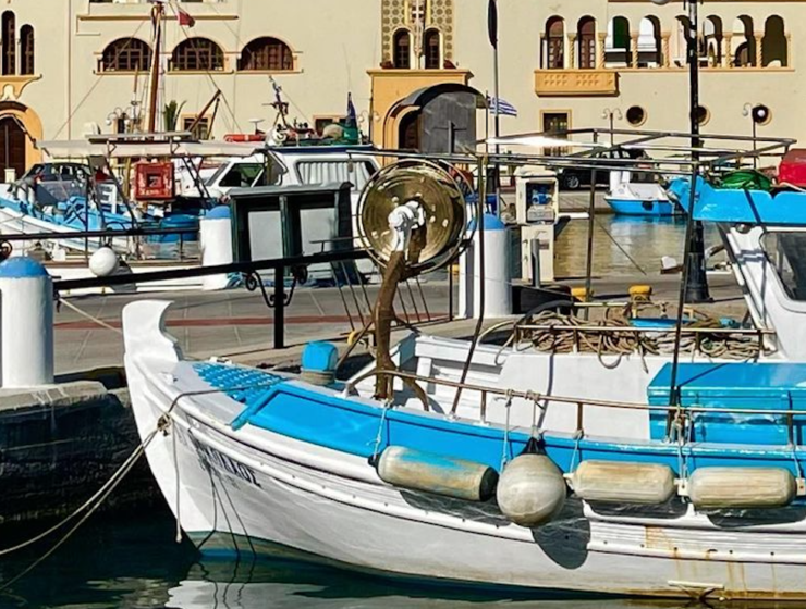 Greece establishes a new school for the iconic 'Kaiki' boats