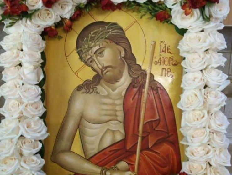 April 26: Holy Monday