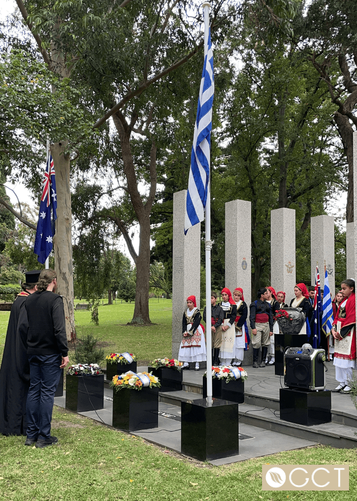 Melbourne marks the 80th anniversary of the Battle of Crete