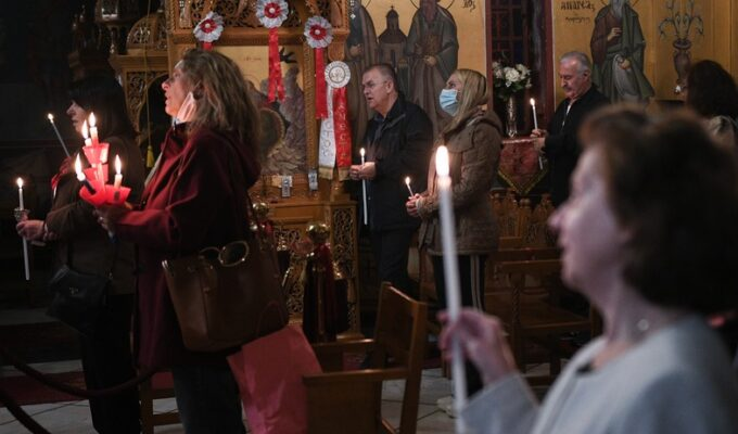 Churches await government decision on Easter restrictions