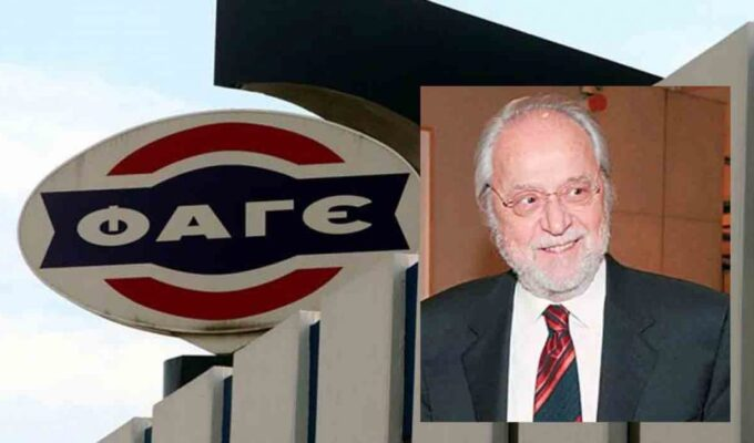 Co-founder of FAGE, Kyriakos Filippou, passes away aged 82