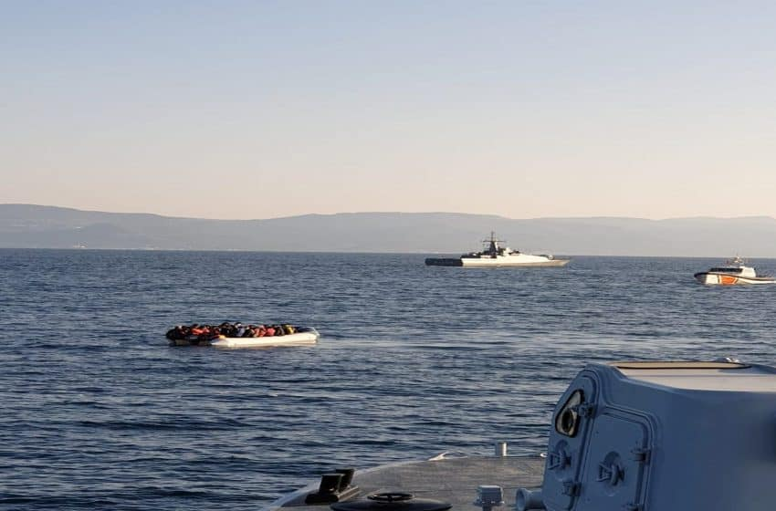 Immigration Minister: Greece does not tolerate illegal migrant crossings orchestrated by Turkey