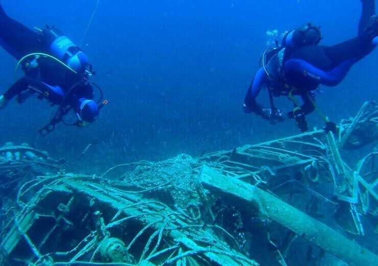 Greece offers divers access to 91 ship and aircraft wrecks