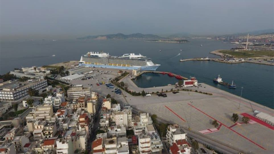 New playground and bicycle lane set to be constructed at Piraeus Port