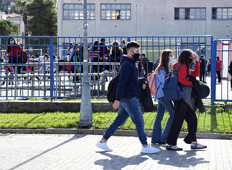 Greece to reopen high schools using Covid-19 self-tests