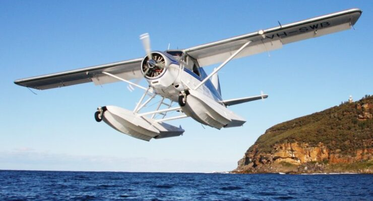 Grecian Air to launch seaplane flights in September