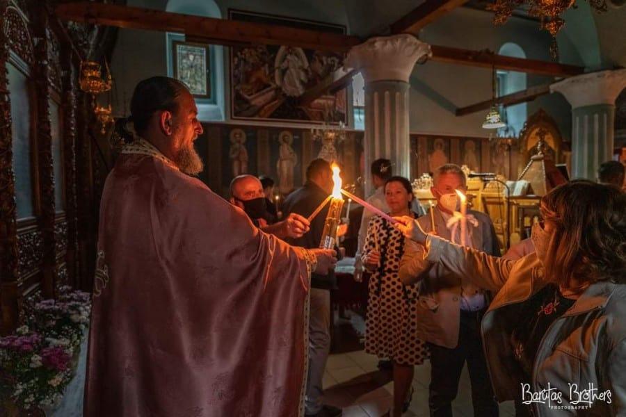 How Northern Epirus celebrated Easter 1
