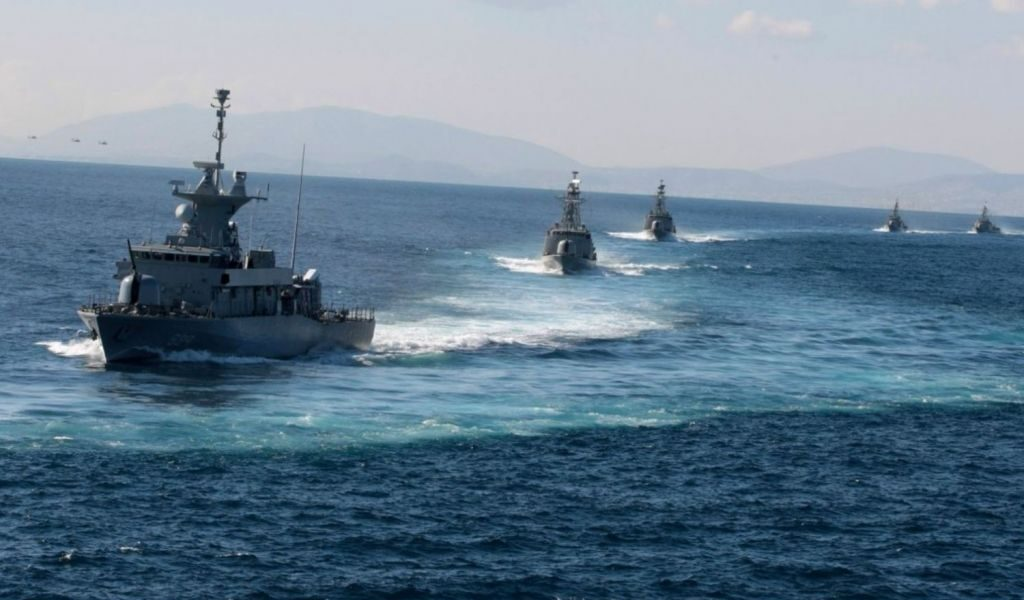 Turkey issues Navtex for research in between Aegean islands 1