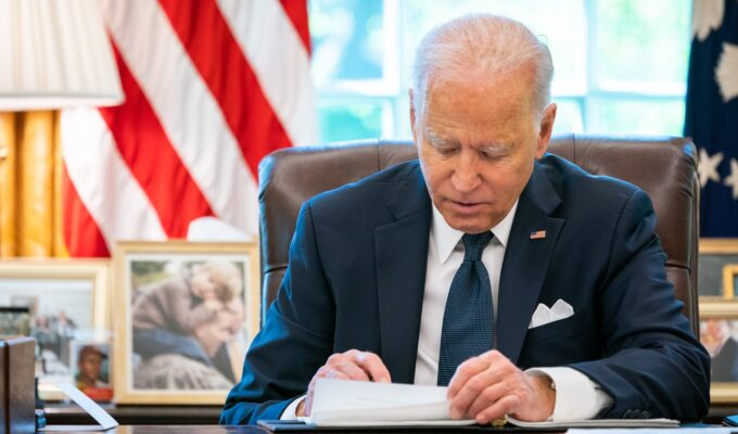 US President Joe Biden issues message for Orthodox Easter