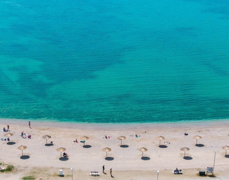 New rules for beaches in Greece