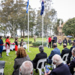 Memorial in Waverley, Sydney, honours the 80th anniversary of the Battle of Crete