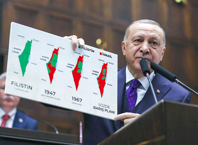 Erdogan Turkey Palestine
