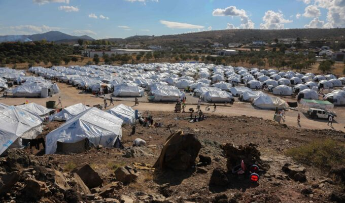 Kara Tepe migrant camp