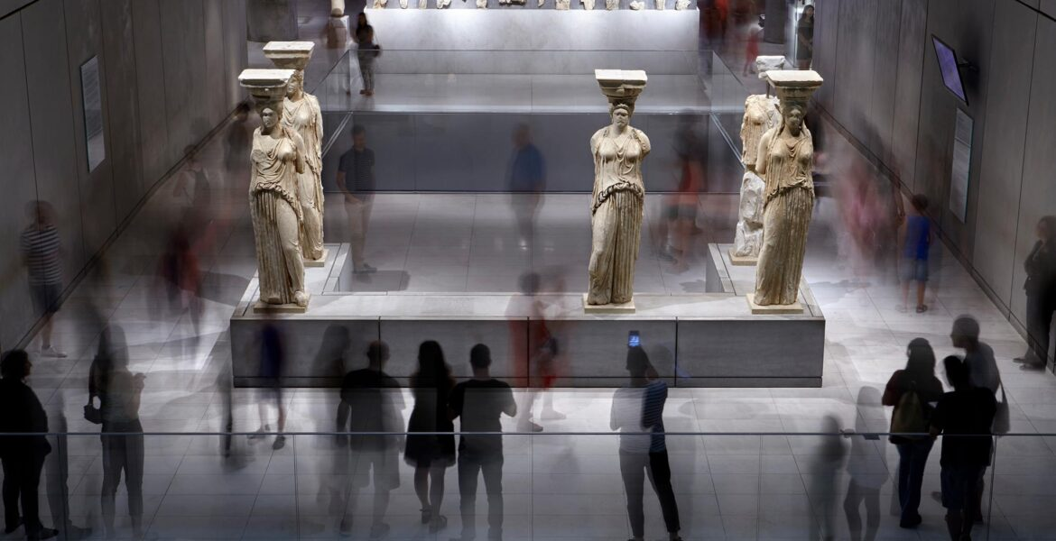 The Acropolis Museum ready to welcome visitors