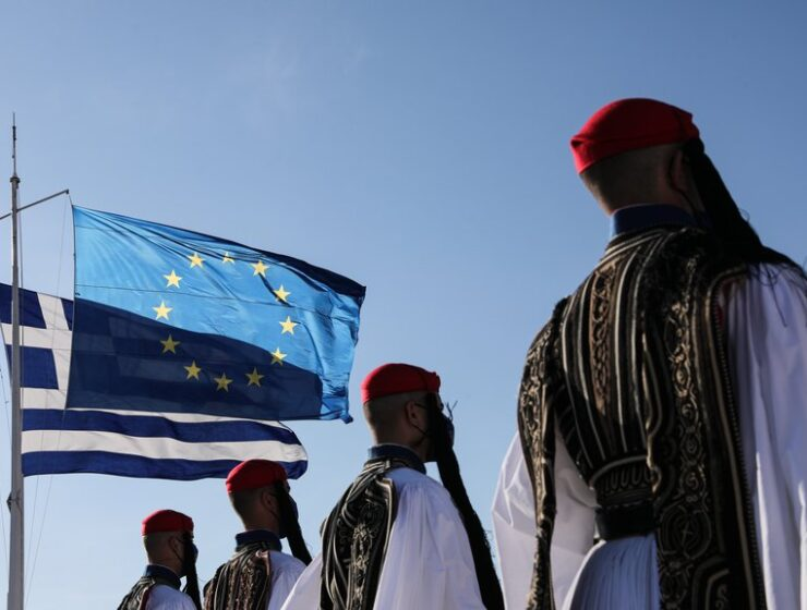 Greece commemorates Europe Day 2021