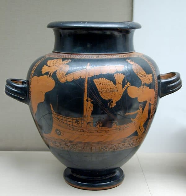 """The British Museum's ancient Greek treasures arrive in Australia and New Zealand """"Ancient Greeks: Athletes, Warrior, Heroes"""" 3"""