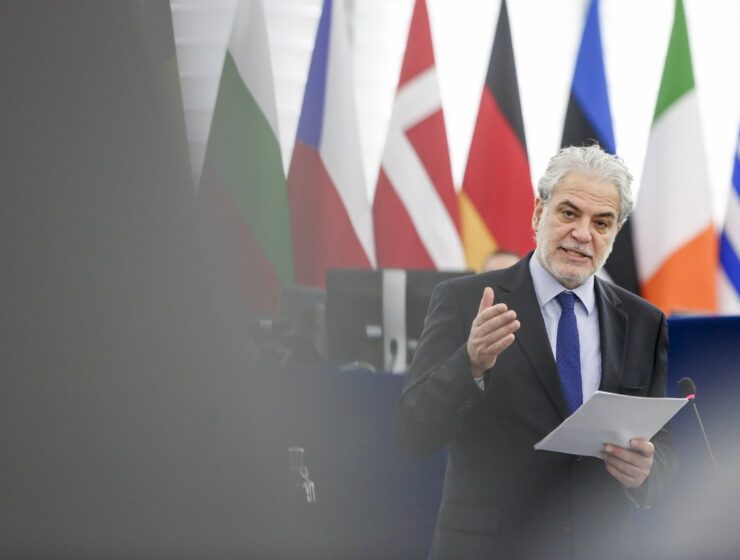 Christos Stylianides appointed as Special Envoy for promotion of freedom of religion or belief outside EU