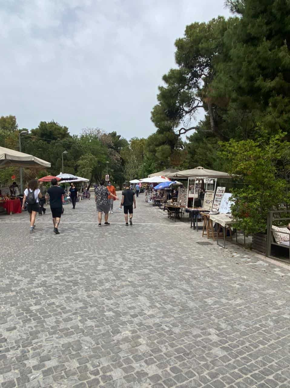 Cafes and Restaurants finally open in Greece 17