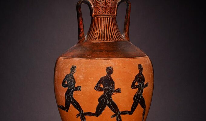 """The British Museum's ancient Greek treasures arrive in Australia and New Zealand """"Ancient Greeks: Athletes, Warrior, Heroes"""" 1"""