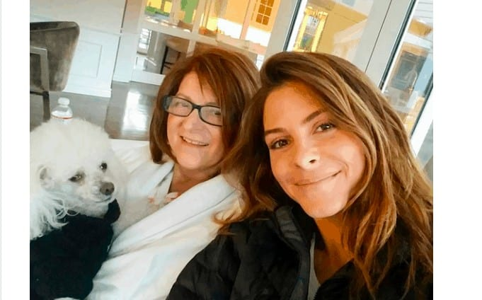 Maria Menounos' mother passes away after battle with brain cancer