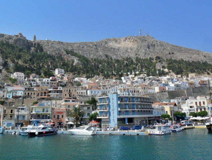 Greece imposes coronavirus lockdown on Kalymnos