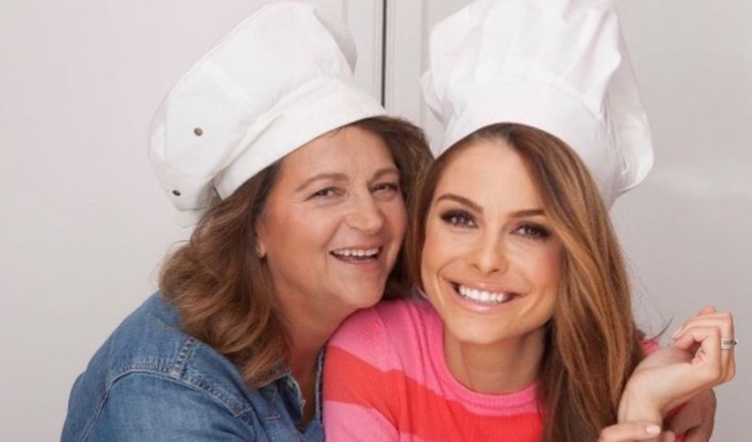 Maria Menounos shares touching Mother's Day message