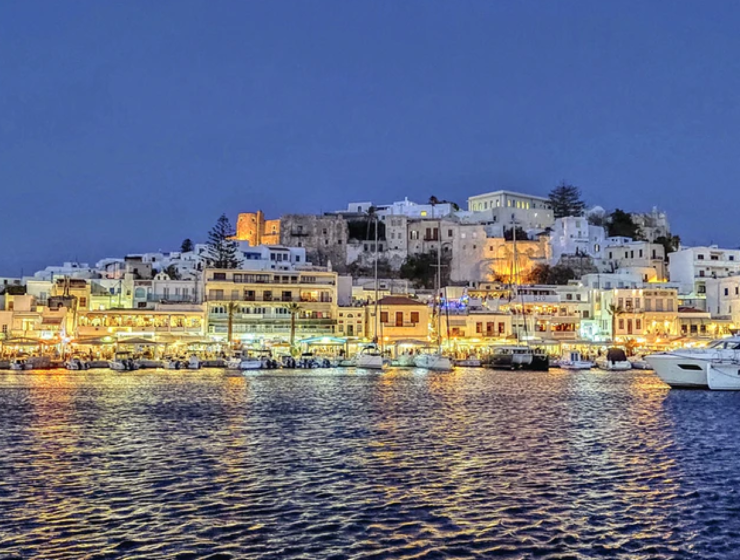 Greek Islands travel information